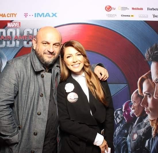 Alin Galatescu & Ilinca Vandici