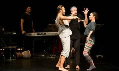 Un minut de dans sau uff_Gigi Caciuleanu