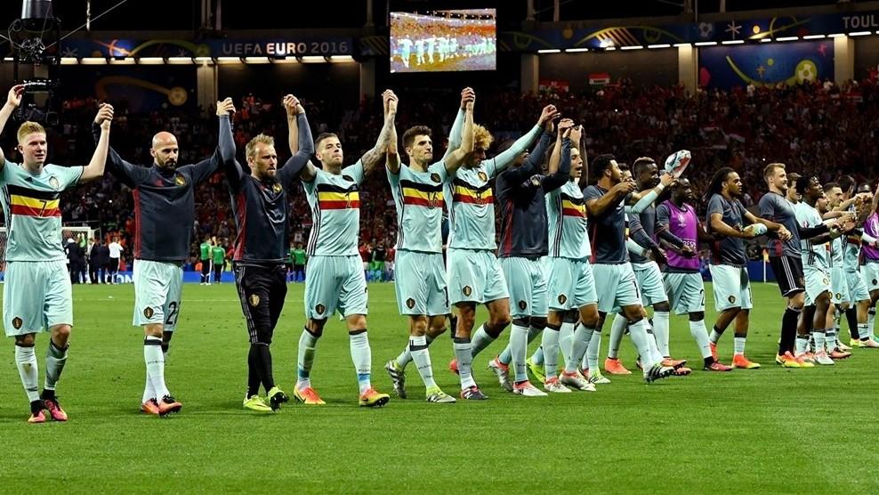 Belgia - Ungaria (sursa foto UEFA.com)