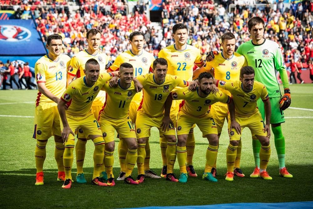 Echipa Romaniei (sursa foto Echipa nationala de fotbal a Romaniei)