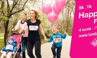 Happy Run - Race for the Cure ANDREEA ESCA