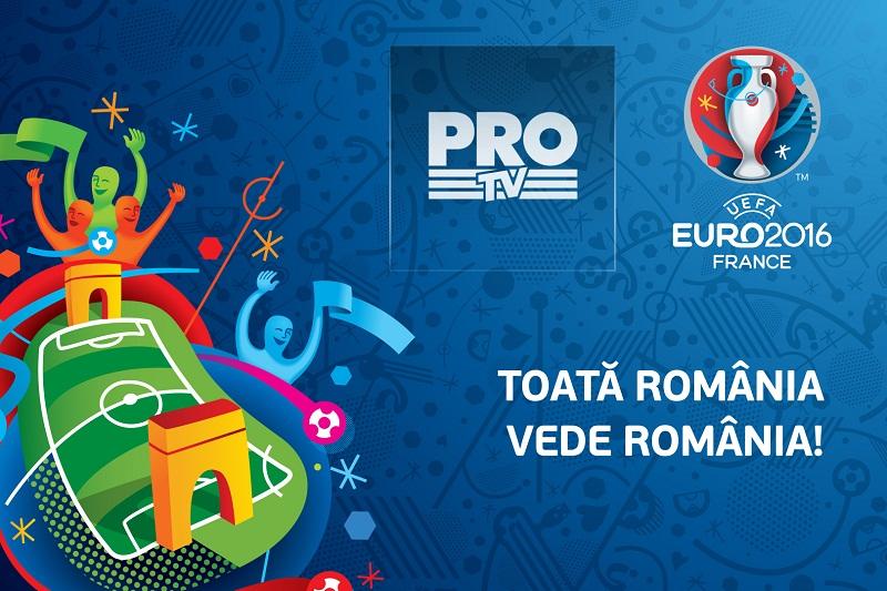 euro 2016 PRO TV