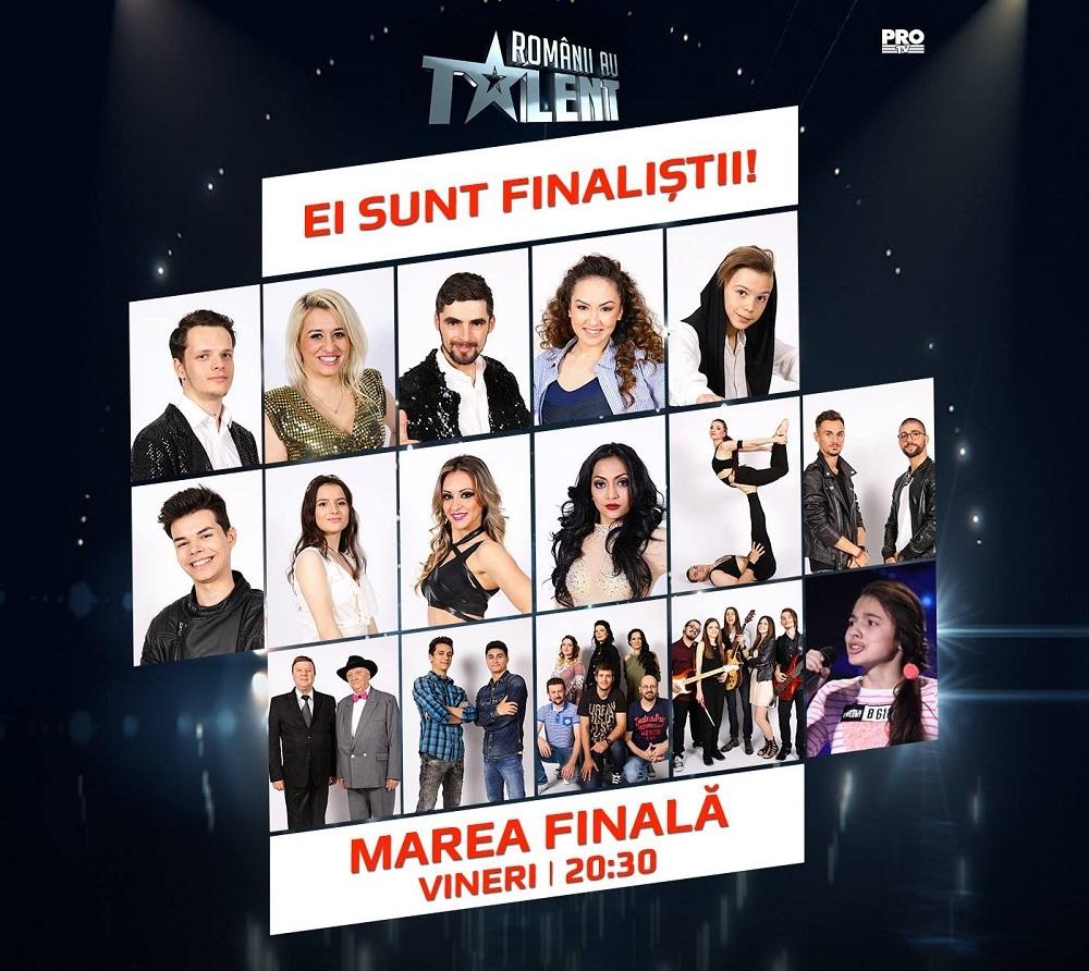 finalistii Romanii au talent