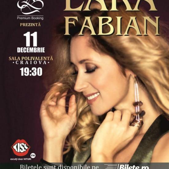 Lara Fabian_Craiova