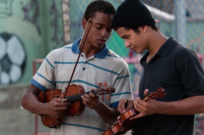 Profesorul de vioara