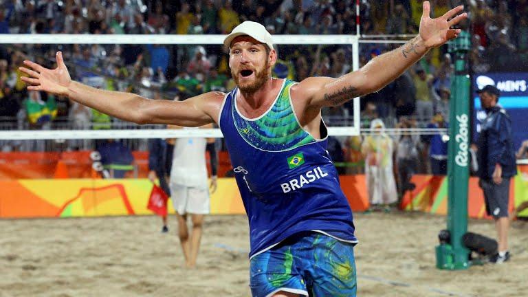 volei pe plaja olimpiada rio 2016