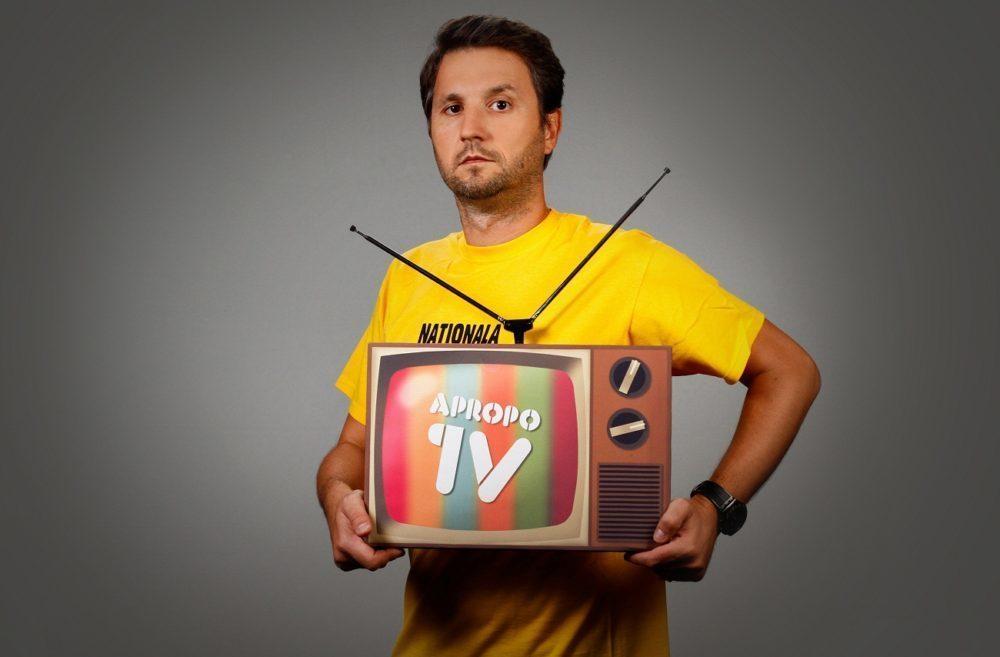 Andi Moisescu APROPO TV