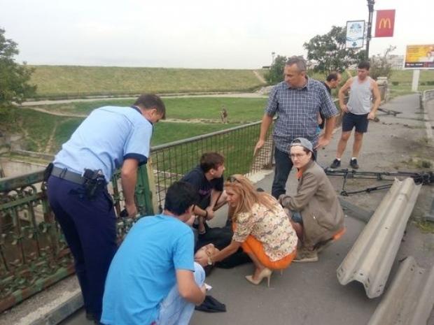 accident jurnalisti bucuresti