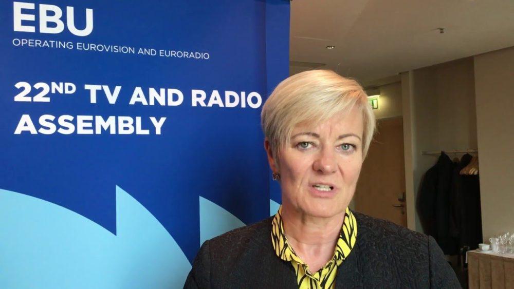 TAXA RADIO-TV: Ingrid Deltenre, Director General EBU  s-a adresat Preşedintelui României, Klaus Iohannis
