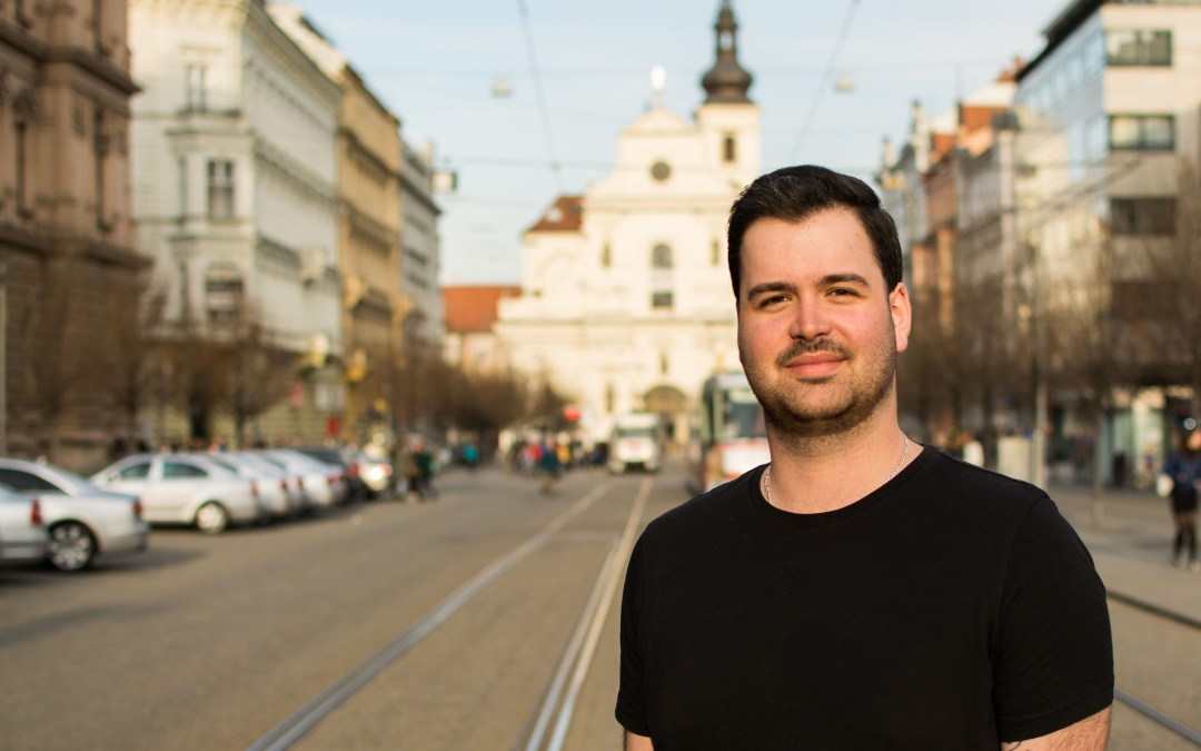 Člen PR týmu a bývalý moderátor Štěpán Šůstek: V PR jsem našel  prostor pro kreativitu