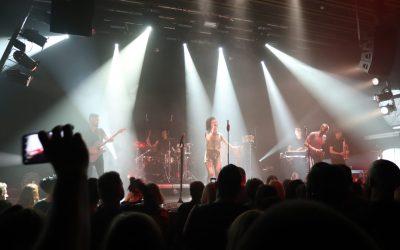 Fanoušci si přáli dvouhodinovou show. N.O.H.A. se po roce vrátila na Flédu a jejich prosby vyslyšela