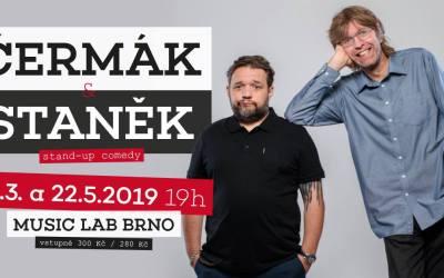 Luděk Staněk a Miloš Čermák – Jednou nám při Stand-upu začali lidé souložit