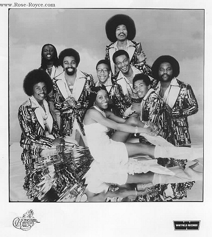 rose royce1 Radio Facts Review: Unsung, Stacy Lattisaw and Rose Royce