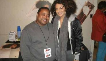 Marsha Ambrosius at WDZZ