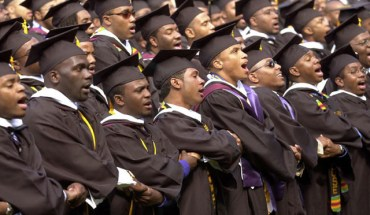 morehouse 011312 thumb 640xauto 5025 Tom Joyner Delivers Commencement to over 500 Graduating Morehouse Men