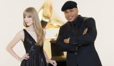 LL Taylor LL Cool J & Taylor Swift To Host The GRAMMY Nominations Concert Live!
