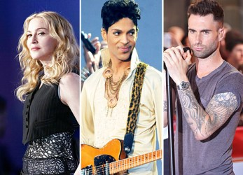 Prince Prince Exposes Madonna and Maroon 5