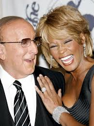 Clive Whitney Clive Davis Talks Whitney Houston in New Book