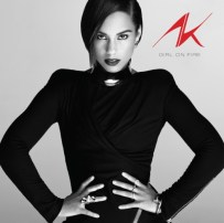 alicia keys girl on fire cover Alicia Keys To Perform At NBA All Star Halftime