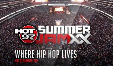 hot97summer Hot 97 Partners with FLüD Watches for Hot 97 Summer Jam 20th Anniversary Watch