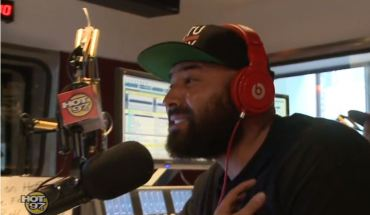 ebro riff faff Hot 97 Reads a Powerful Letter to George Zimmerman