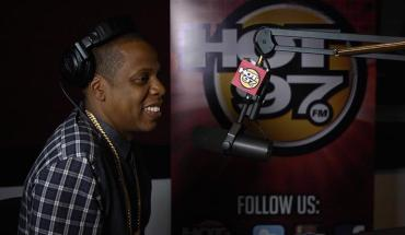 jay z hot 97 Jay Z Talks Dame Dash, Talking to Obama, Blue Ivy and More