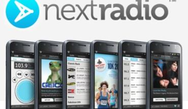 nextradio Radio Industry Delivers FM enabled Smartphone App to Consumers