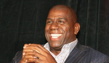 58 magic johnson Earvin Magic Johnson To Rally Influential Friends To Address The Nations High School Dropout Rate
