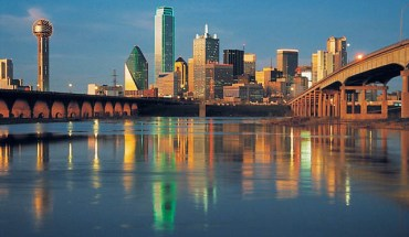 Dallas Skyline 01 Harris Poll Reveals Happiest Cities