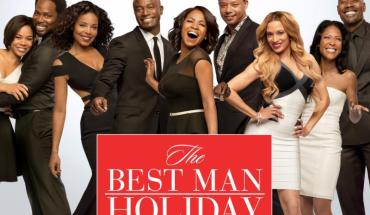 bmh THE BEST MAN HOLIDAY   SOUNDTRACK JUMPS TO NO. 2 AND NO. 4 ON THIS WEEKS BILLBOARD SOUNDTRACKS AND R&B ALBUMS CHARTS
