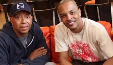 rusti e1398214115742 T.I. Joins Russell Simmons in Creative Partnership with greenROKS