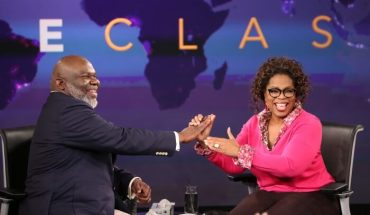 GEO 9226 1 e1399654983961 Oprah and T.D. Jakes Raise the Roof with Inspiration