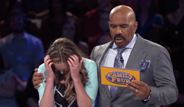 Screen Shot 2014 05 09 at 8.45.10 AM e1399650386851 Maybe The Most Epic Fail in Family Feud History