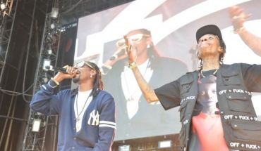 WizKhalifaSnoop Mackenton e1401707270860 We Got Pics!   Hot 97 Summer Jam