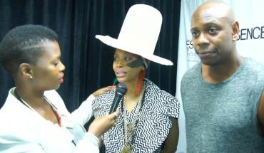 essenceerykah Erykah Badu and Dave Chappelle Talk ESSENCE and Radio City Music Hall