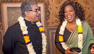 oprahdeep Oprah Winfrey and Deepak Chopra Launch New Meditation Experience