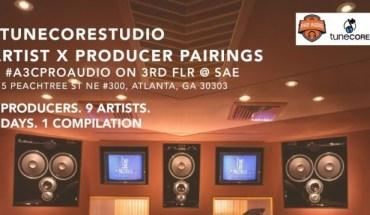 TuneCore A3C Studio