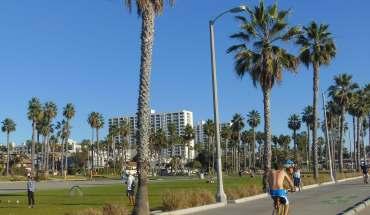 Santa Monica Pier, Kevin Ross
