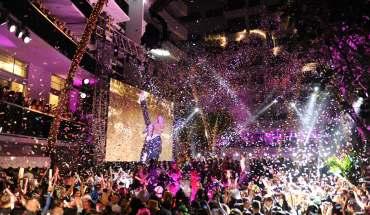 Pittbull's New Year's Revolution at Thomson Miami Beach