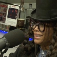 "A Surprise Guest Shows Up to ""Defend"" Erykah Badu During Her Breakfast Club Interview"