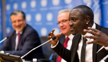 Akon Lighting Africa - an innovative initiative focusing on beyond the grid investment in Africa (PRNewsFoto/EnergyNet Limited)