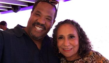 Kevin Ross and Cathy Hughes