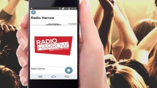 You can now listen and interact with Radio Harrow through the new app