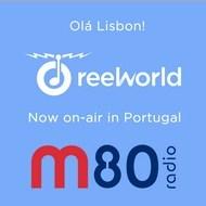 Reelworld M80 Radio