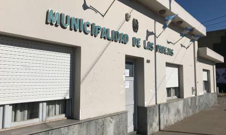 Comunicado de la Secretaría de Hacienda de Municipalidad de Las Parejas