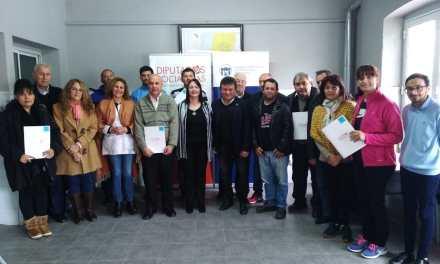 El Diputado Miguel Solís entregó aportes a instituciones