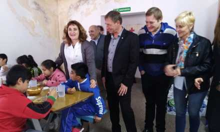 Municipalidad entregó obsequios a los chicos del Comedor