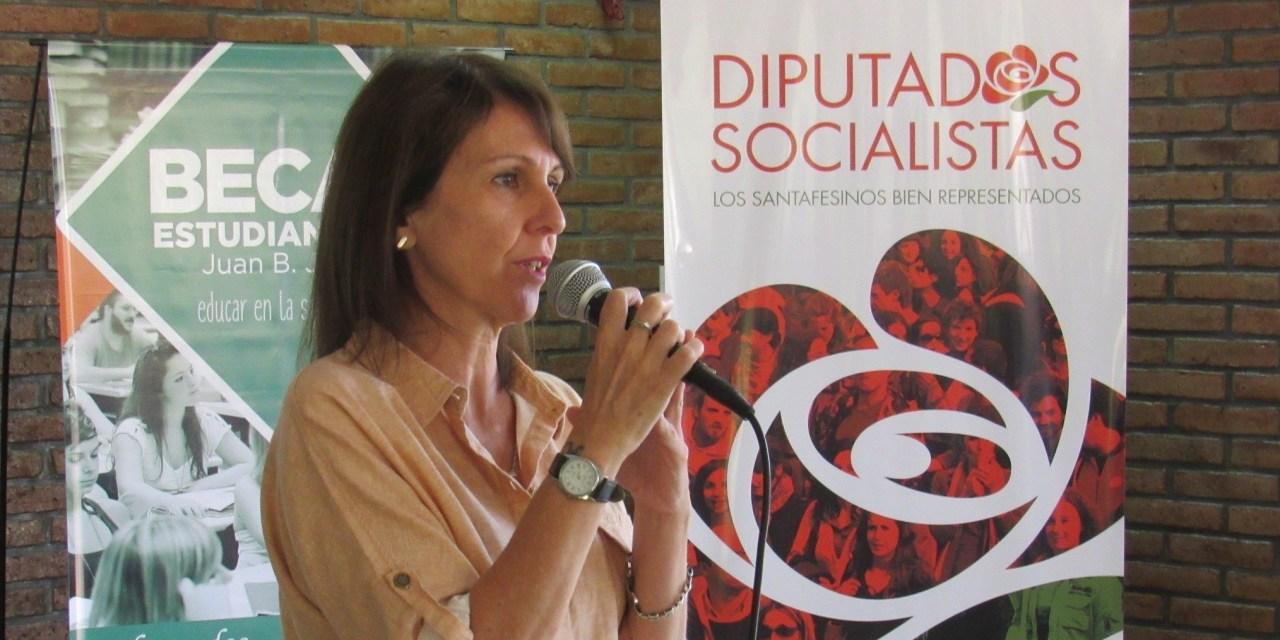 Sandra Clérici pidió al Intendente generar más recursos para el SAMCo
