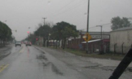Llovió bastante. ¿Qué pasará con los próximos días?