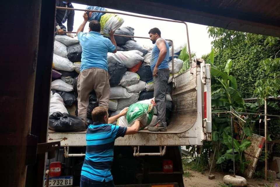 Ayuda para  Villa Minetti desde Las Parejas